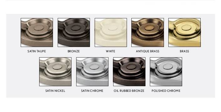 interior hardware color options