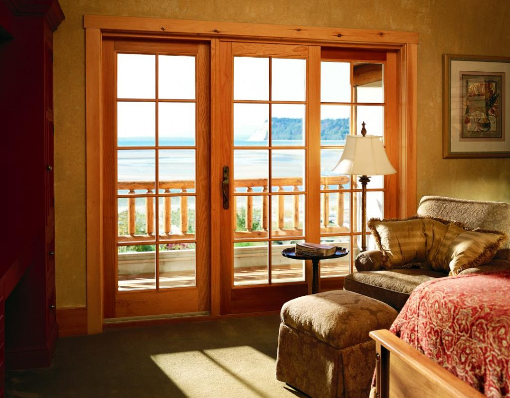 Marvin Sliding French Patio Doors From CMC