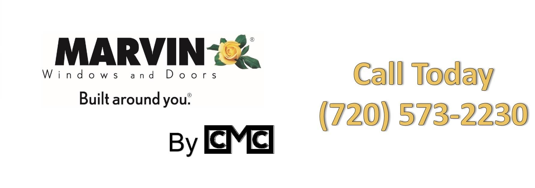 Marvin Windows and Doors by CMC Logo