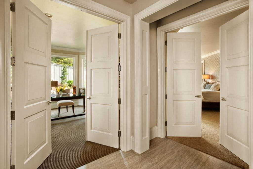 Keeping Doors In Theme With The Rest Of The Home Is What Keeps Homes  Cohesive And Having A Good Flow To Them. Interior Doors Are Also Important  For ...